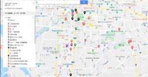 台南UE南區地圖