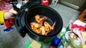 鍋寶氣炸鍋開箱