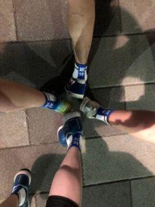 規律跑者襪