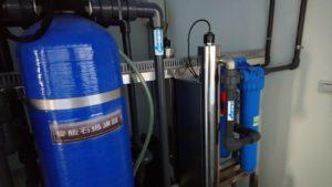 水星濾水設備
