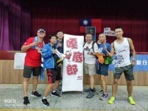 跑步銀行同學會87組