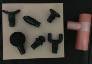 筋膜槍更換按摩頭種類