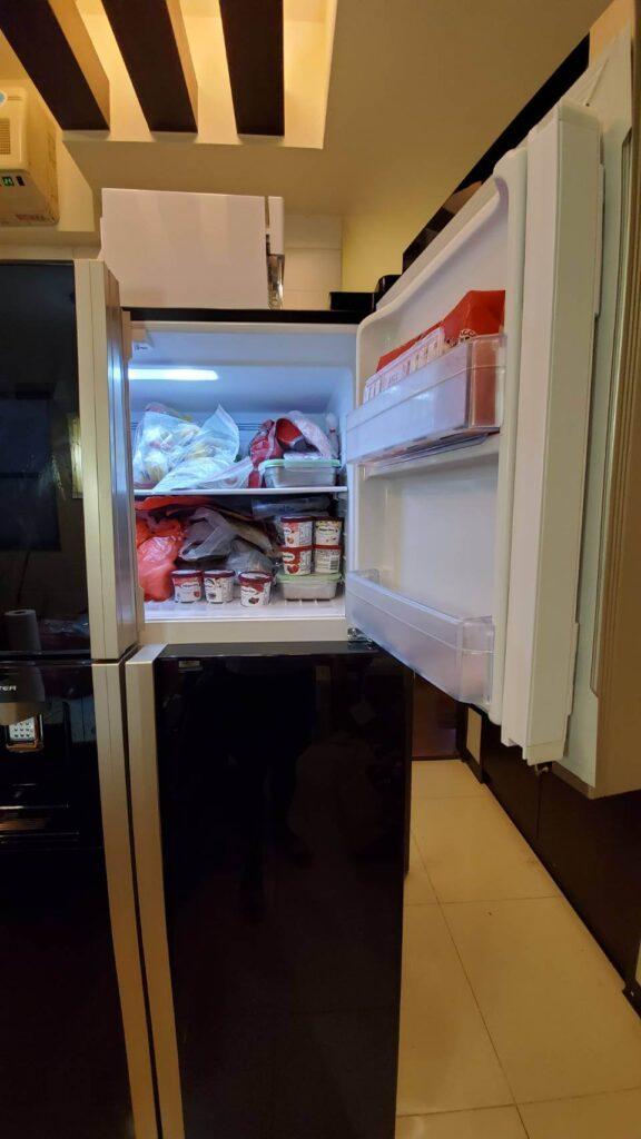 日立冰箱R-G616
