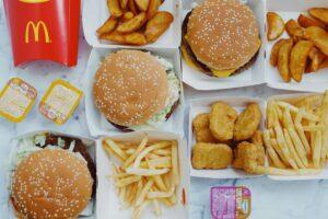 麥當勞自由配